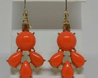 Gorgeous Vintage Chandelier Earrings