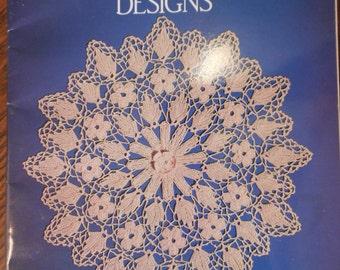 Favorite Irish Crochet Designs - booklet by Rita Weiss
