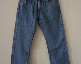 Vintage Levi's Levis 501 zip fly 1990s 90s
