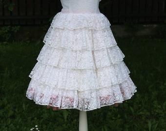 "Monroe Pin up retro vintage wedding lace dress dress ""Daisy"" lolita"