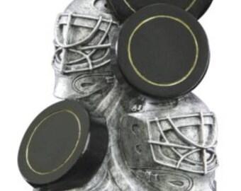 Hockey Sports Coin Bank - 73441GS - FREE ENGRAVING - Money Bank