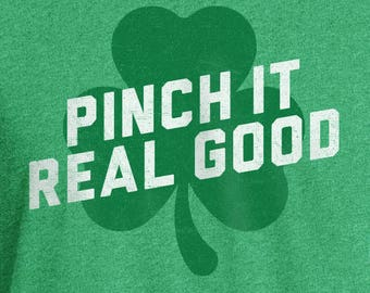 St. Patrick's Day, Pinch It Clover Shirt, St. Patrick's Day Shirt, St Patricks Day Shirt, St Patricks Shirt, St Patricks, Pinch Clover Shirt