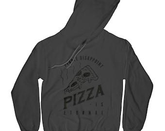 Normcore hoodie pizza hoodie cheese hoodie pepperoni hoodie junk food hoodie funny hoodie soft grunge hoodie anime hoodie   APV209