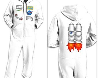 Astronaut Costume adult onesie