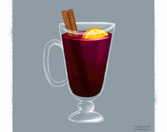 Mulled Wine | Hot Drink Series