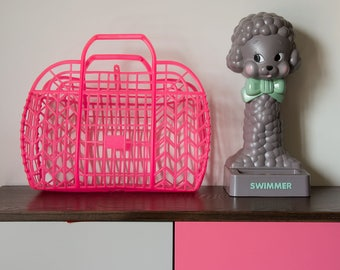 Bulk order: basket + light + necklace + alarm clock