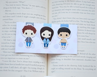 twilight magnetic bookmarks