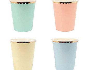Meri Meri: Pastel Party Cups