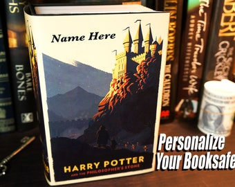 Harry Potter Spell Book Cake Icing Topper
