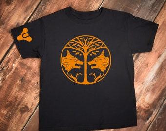 Destiny Gamer T-Shirt (Iron Banner Design)