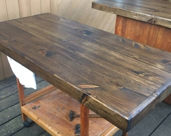 Rustic Table Top