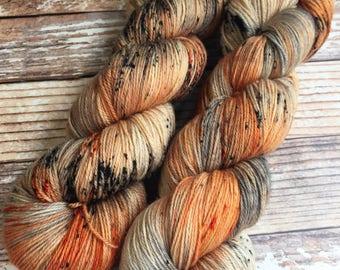 Ines - Phoenix - Hand Dyed Yarn - 100% Super Wash Merino