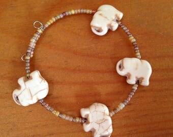 Elephants on Parade Bracelet