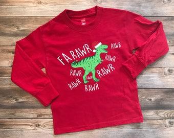 Boys Christmas Shirt Etsy