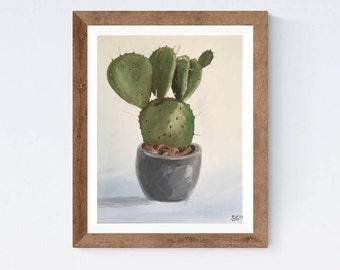 Single Cacti