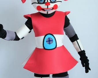 Five nights at Freddy's costume baby, fnaf Baby Sister Location costume