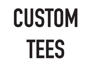 Wholesale / Bulk Custom Shirts