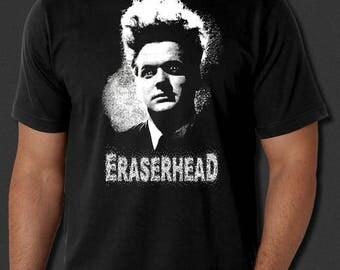 Eraserhead 1977 cult sci-fi horror Eraser Head Movie New Black T-Shirt S-6XL