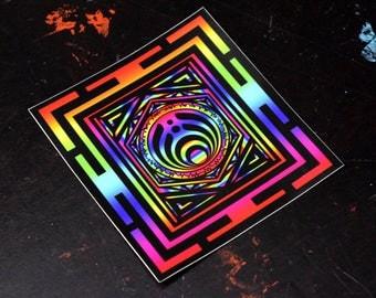 Bassnectar Sticker
