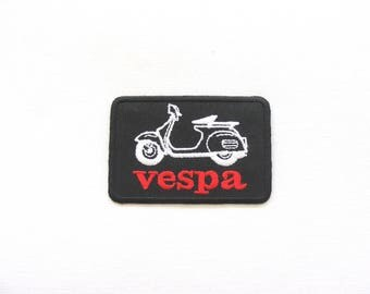 Vespa scooter patch