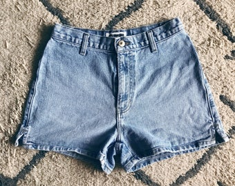 Petite High Waisted Shorts