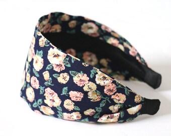 Wide headbands, bright headbands, hair bandana, hair turban, headbands for women, headbands for winter