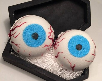 DAZED Eyeball Bath Bombs