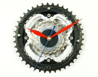 sale 50 off half price bicycle wall clock bike clock
