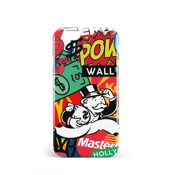 coque iphone 6 monopoly
