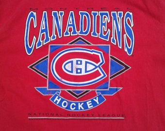 1993 Vintage Montreal Canadiens t-shirt XL