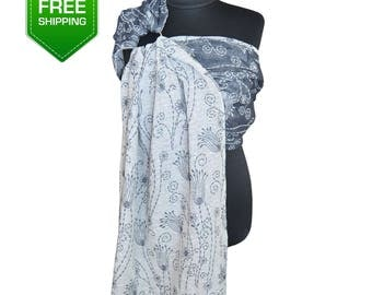 Linen Ring Sling, Baby Sling, Baby Wrap, Ring Sling, Baby Wrap Sling, Newborn Sling, Infant Sling, Buy Ring Sling, Sling Wrap, Sling Carrier