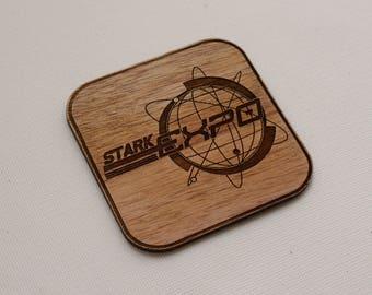 Stark Expo Coasters