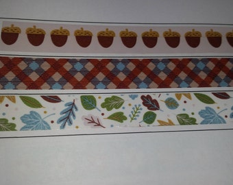 "36"" Scotch Washi Tape Sample"