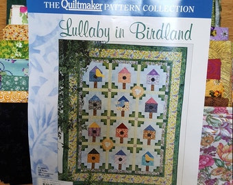 Lullaby in Birdland Quilt Kit