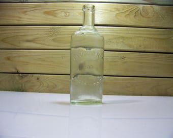 "The l youth ""Abbé soury 1930s pharmacy bottle"