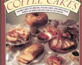 Coffee Cakes by Ceri Hadda 1992 (Hardcover)