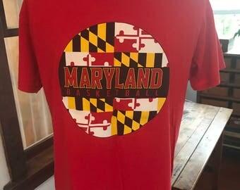 University of Maryland Basketball T Shirt