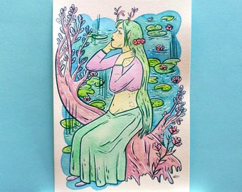Goddess of Nature