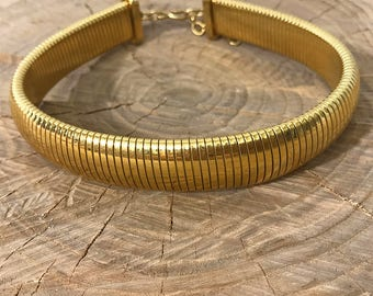 Gold Antique Choker