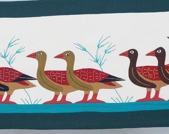 Egyptian goose decorative wall hanging