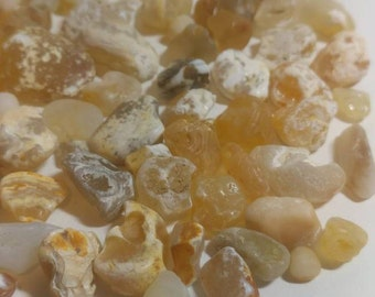 Rough Agates