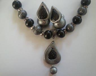 Polymer Clay/Terracotta Jewelry