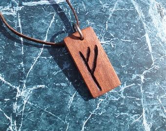 Feoh Rune Pendant