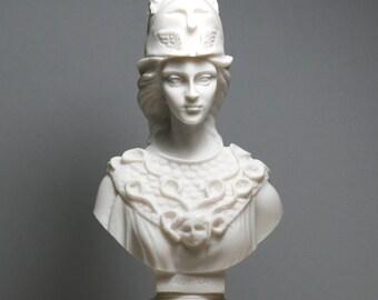 grec d esse ath na minerva alb tre statue figure sculpture. Black Bedroom Furniture Sets. Home Design Ideas
