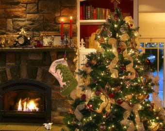 The Leaning Xmas Tree: 2016 - Christmas Stocking