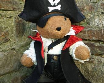 bear Captain 55 cm single model
