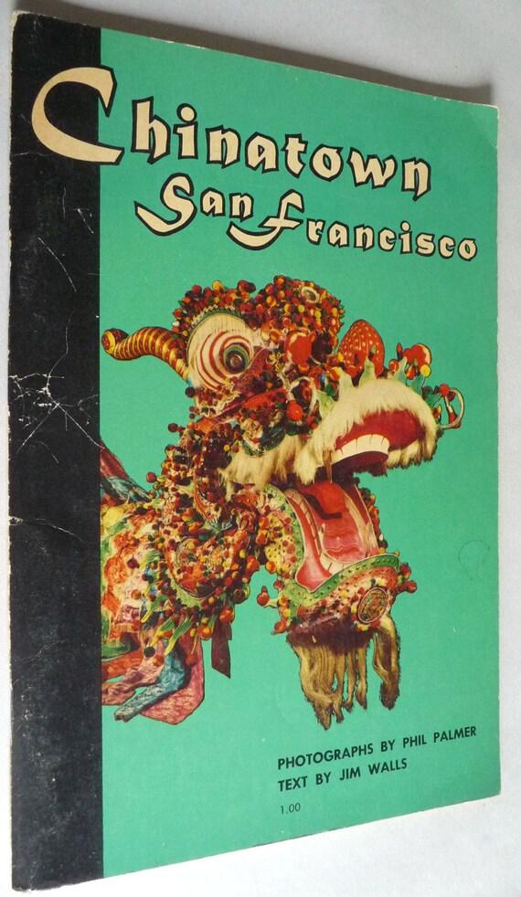 Chinatown San Francisco 1960 Jim Wallis; Phil Palmer - Travel Tourism Photography History - California CA