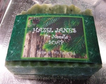 Fir Needle Soap