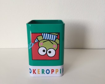 SANRIO - KEROPPI TIN Pencil Cup
