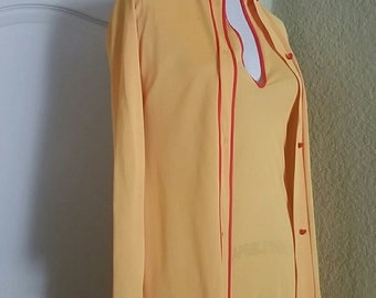 Vintage Nightgown Set XS